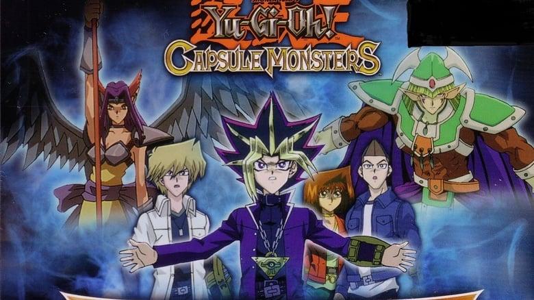 مشاهدة مسلسل Yu-Gi-Oh! Capsule Monsters مترجم أون لاين بجودة عالية