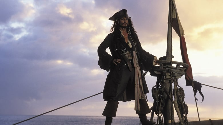 Still from Pirates of the Caribbean: The Curse of the Black Pearl