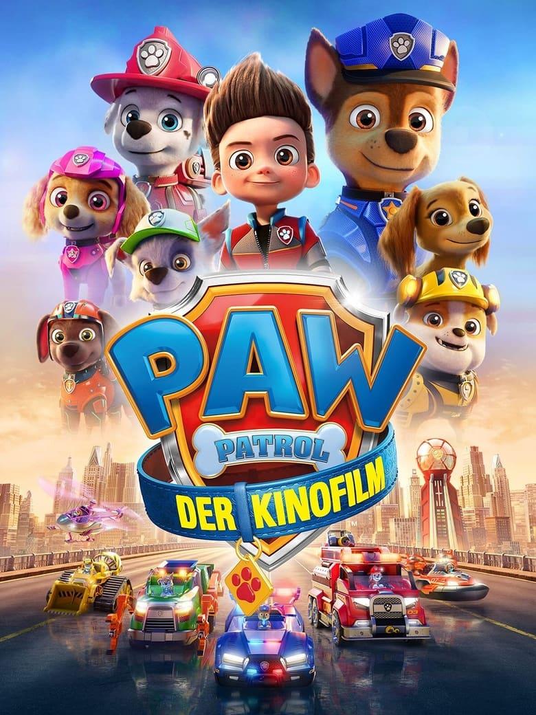 Paw Patrol: Der Kinofilm - Animation / 2021 / ab 0 Jahre