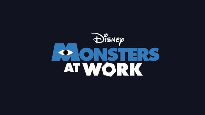 Monsters at Work banner backdrop