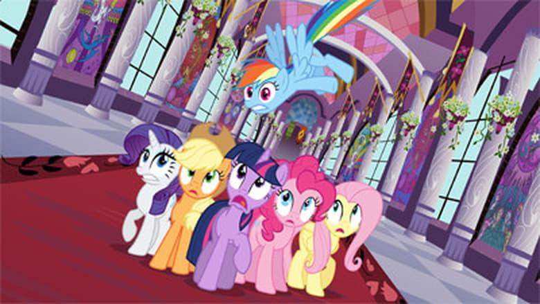 Mano mažasis ponis / My Little Pony: Friendship Is Magic (2011) 2 Sezonas