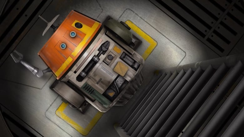 Filme Star Wars Rebels: The Machine in the Ghost Em Português Online