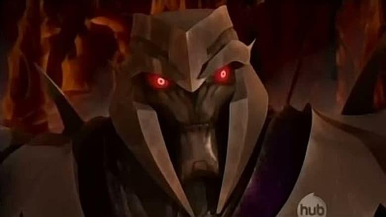 Transformeriai: Praimas / Transformers Prime (2010) 1 Sezonas