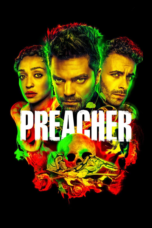 Εξώφυλλο του Preacher