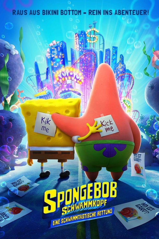 Spongebob Schwammkopf: Eine schwammtastische Rettung - Familie / 2020 / ab 0 Jahre