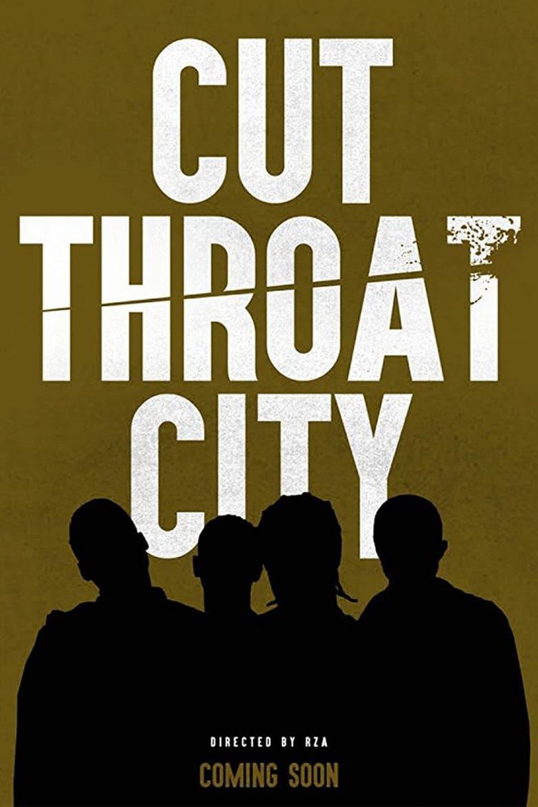 Εξώφυλλο του Cut Throat City