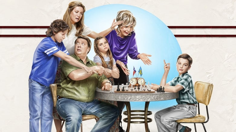 Young Sheldon Season 3 Episode 3 : An Entrepreneurialist and a Swat on the Bottom