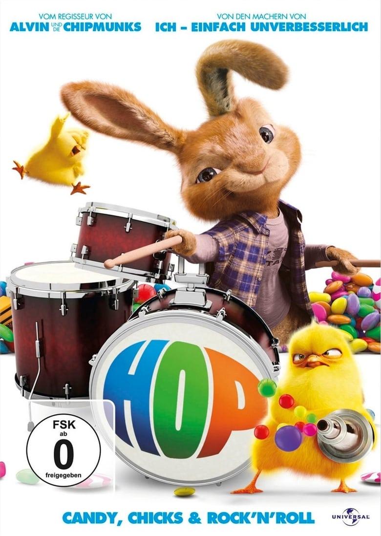 Hop - Osterhase oder Superstar - Animation / 2011 / ab 0 Jahre