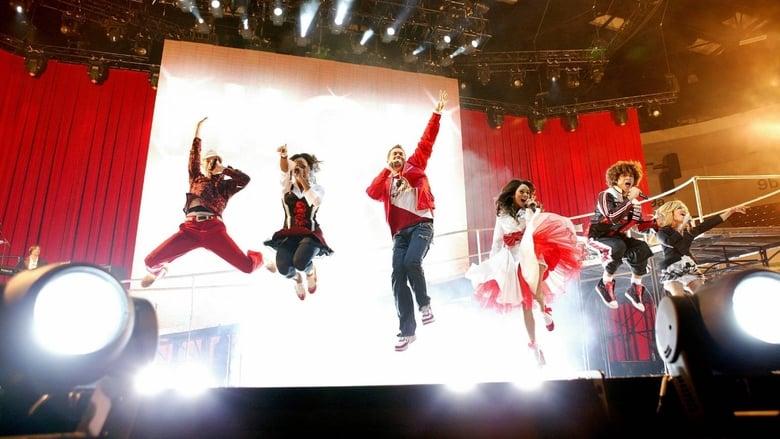 Filmnézés High School Musical - A koncert Filmet