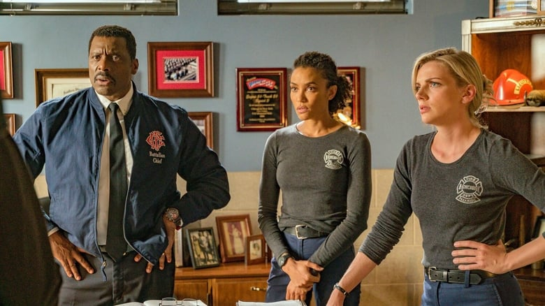 Chicago Fire: Heróis Contra o Fogo: 8×4