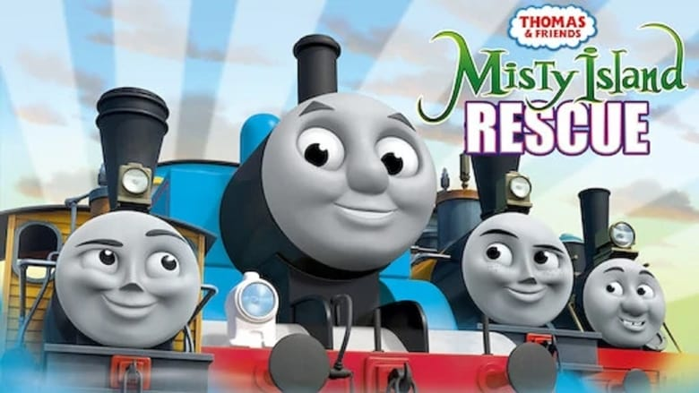 Thomas+%26+Friends%3A+Misty+Island+Rescue