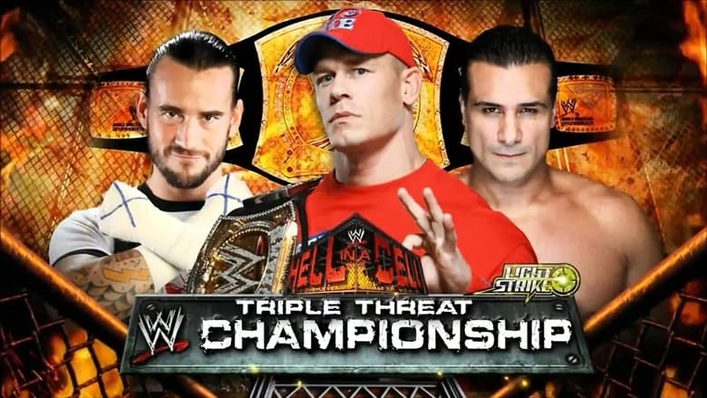 WWE+Hell+in+a+Cell+2011