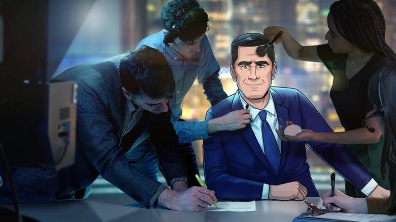مسلسل Tooning Out the News 2020 مترجم اونلاين