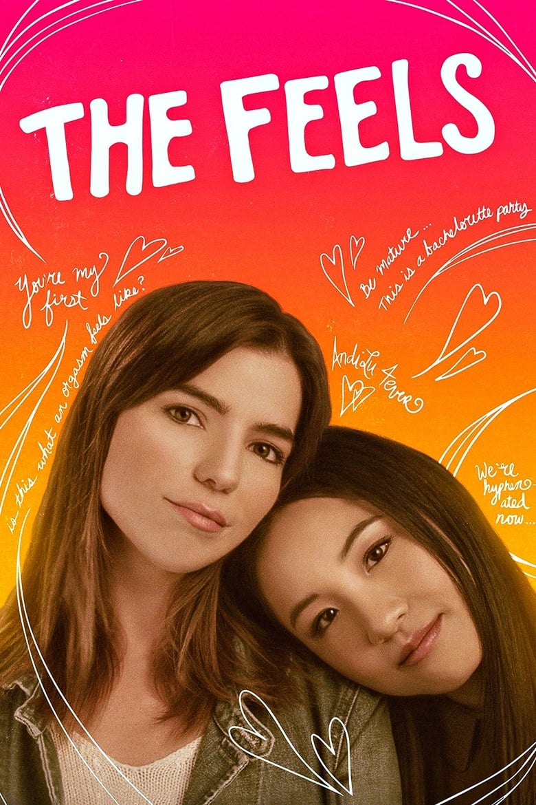 The Feels - poster