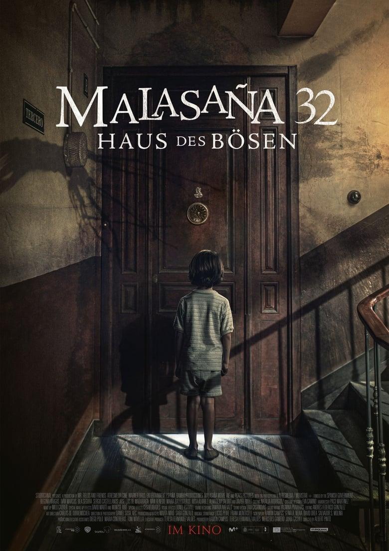 Malasaña 32 - Haus des Bösen - Horror / 2020 / ab 0 Jahre