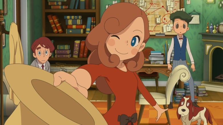 Layton Mystery Detective Agency: Kat's Mystery‑Solving Files