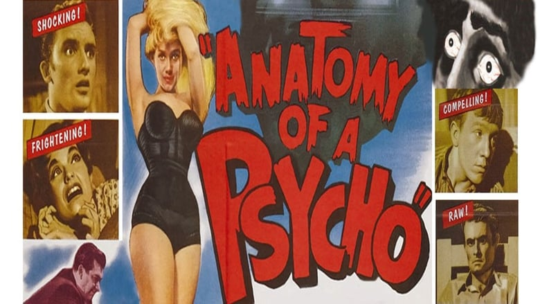 Se Anatomy of a Psycho swefilmer online gratis