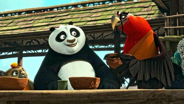 Kung Fu Panda: The Paws of Destiny: 1×4