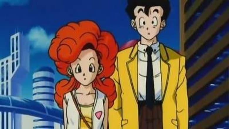 Gohan's First Date