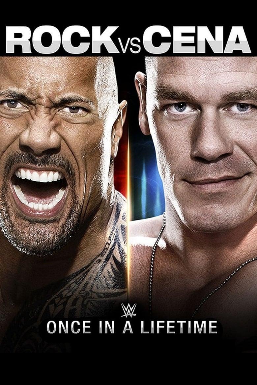 WWE: The Rock vs John Cena: Once in a Lifetime (2012)