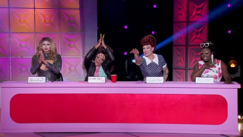 Secret Celebrity RuPaul's Drag Race: 1×1