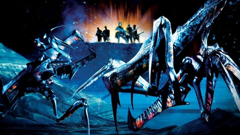 Watch Starship Troopers 2: Hero of the Federation free