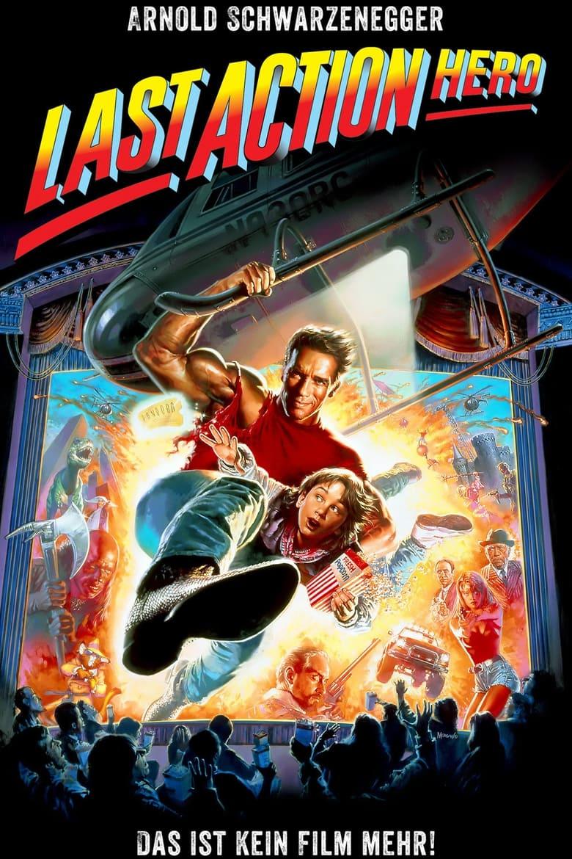 Last Action Hero - Abenteuer / 1993 / ab 12 Jahre