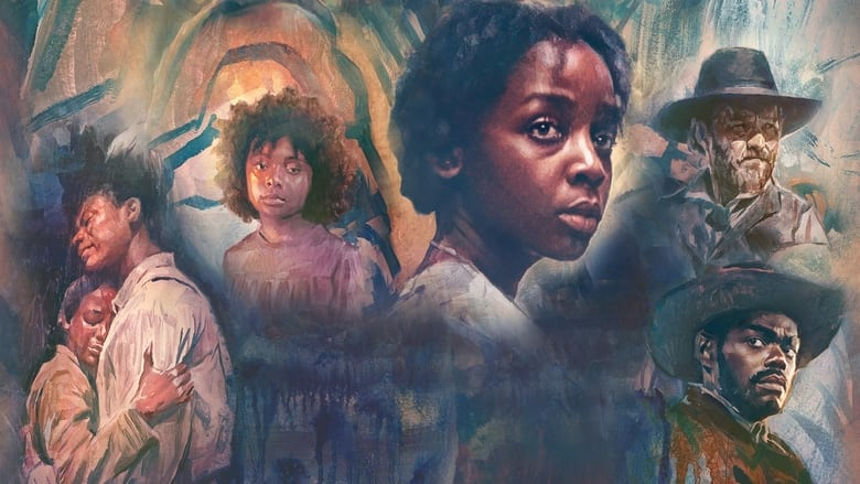 The Underground Railroad banner backdrop