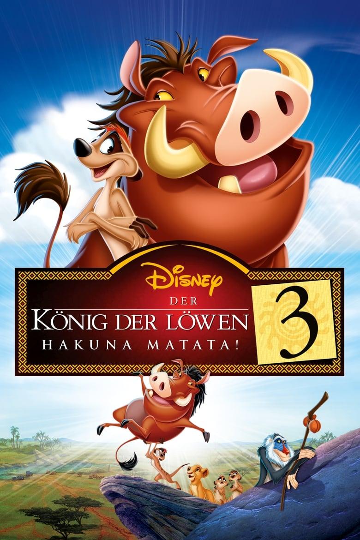 Der König der Löwen 3 - Hakuna Matata - Familie / 2004 / ab 0 Jahre
