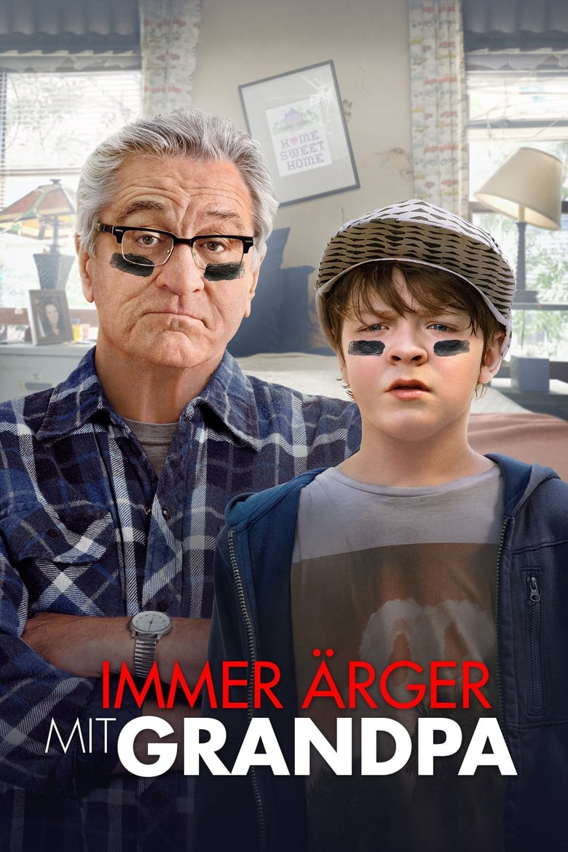 Immer Ärger mit Grandpa - Komödie / 2020 / ab 0 Jahre