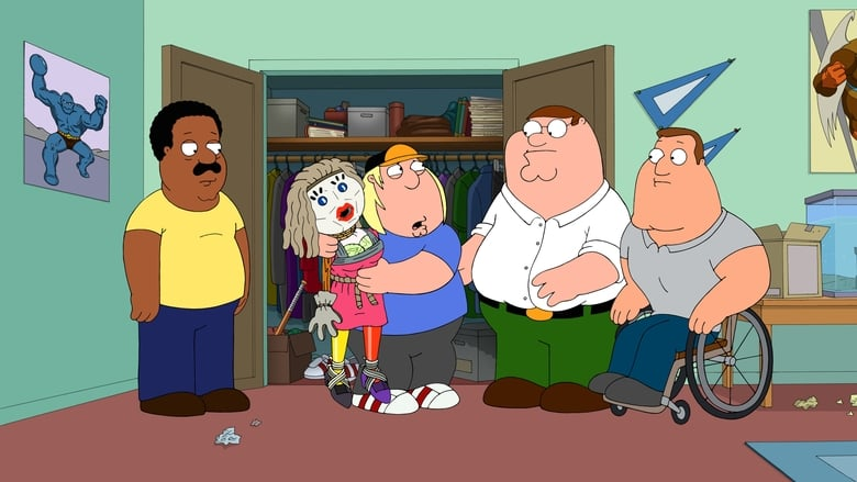 Family Guy Season 13 Episode 11