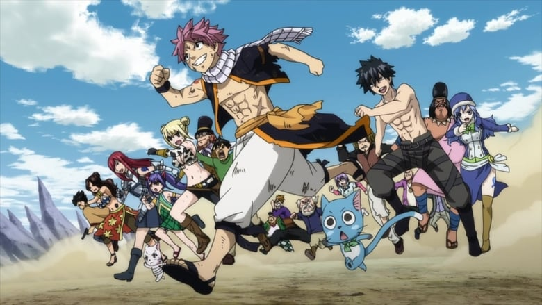 Fairy Tail Season 8 Episode 29