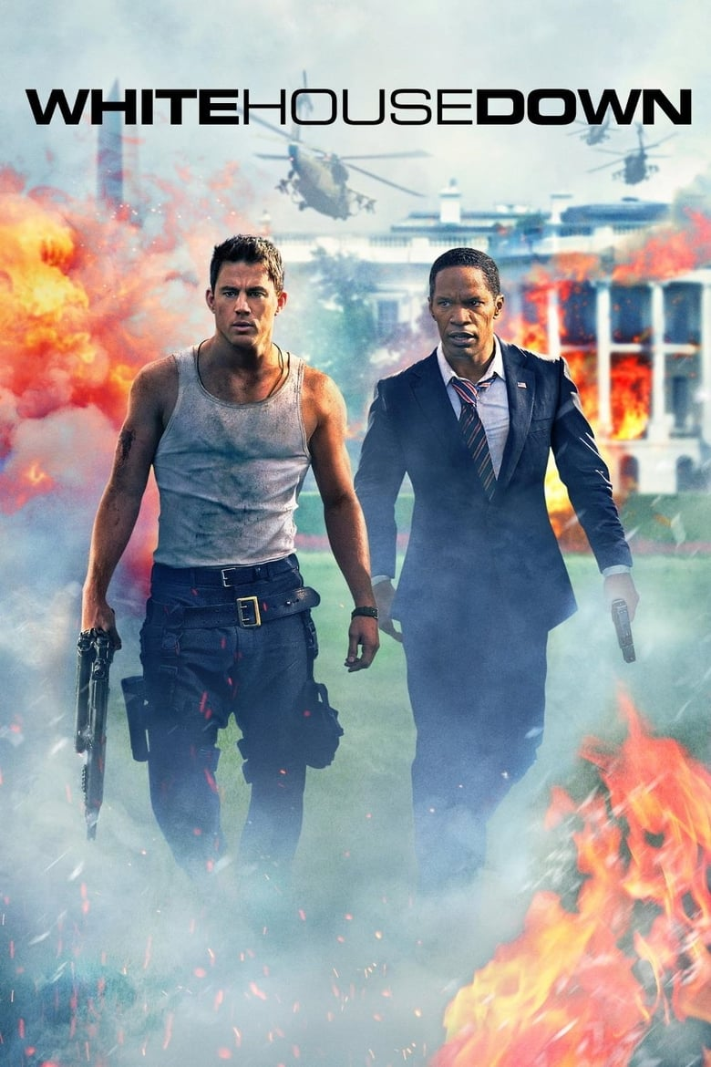 White House Down - Action / 2013 / ab 12 Jahre
