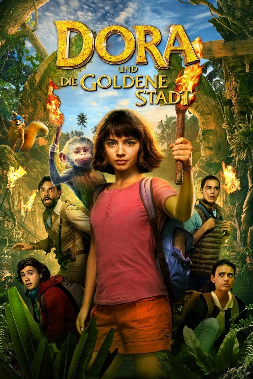 Dora und die goldene Stadt - Abenteuer / 2019 / ab 6 Jahre