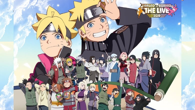 NARUTO+to+BORUTO+The+Live+2019