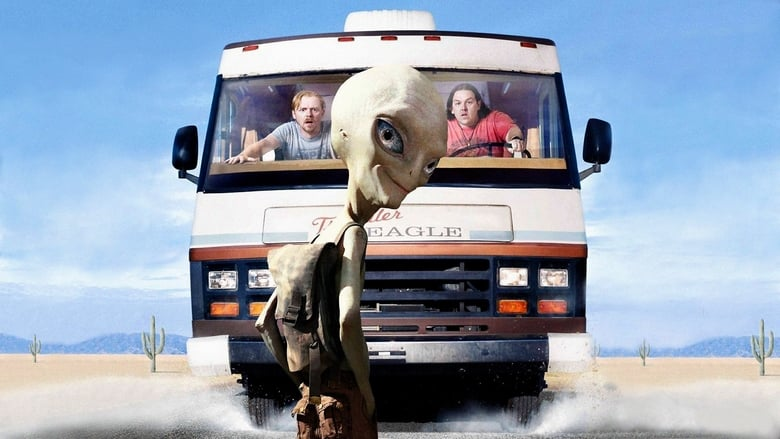 Paul: O Alien Fugitivo