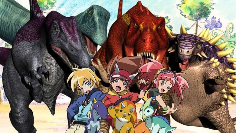 مشاهدة مسلسل Dinosaur King مترجم أون لاين بجودة عالية