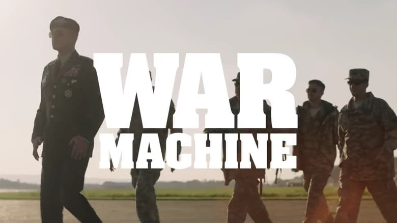 War Machine (2017) Full Movie Online