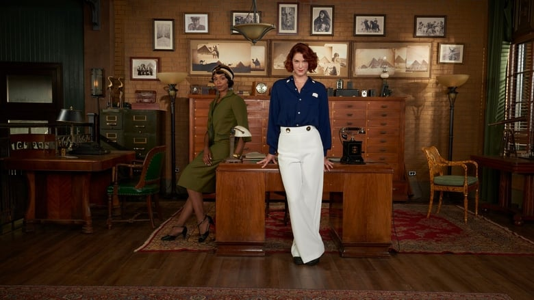 DPStream Frankie Drake Mysteries - Série TV - Streaming - Télécharger poster .0