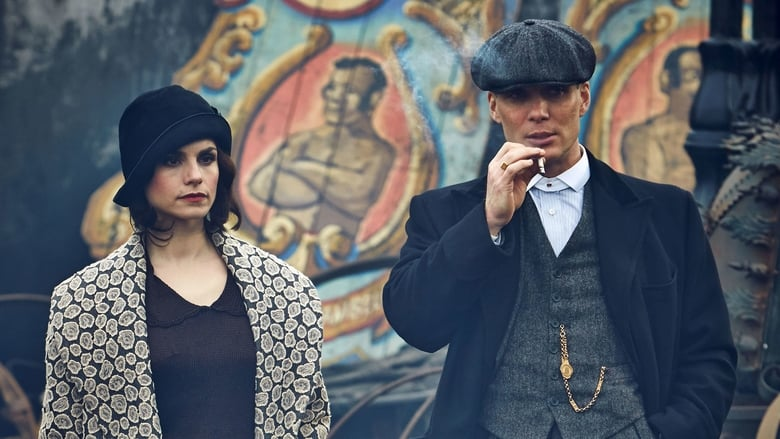 Birmingemo gauja / Peaky Blinders (2014) 2 Sezonas