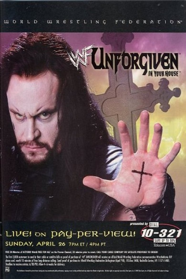 WWE Unforgiven: In Your House (1998)