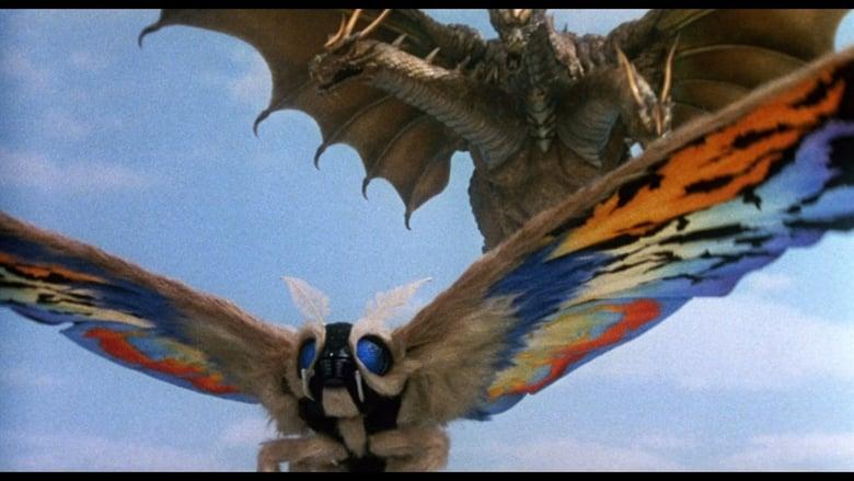 Film Mothra - King Ghidorah kehrt zurück Auf Deutsch