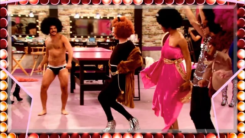 RuPaul: Carrera de drags: 5×4