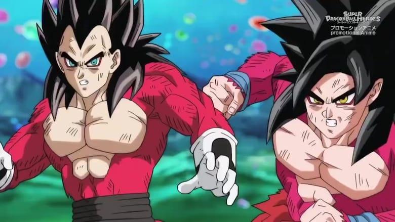 Super Dragon Ball Heroes Season 3 Episode 5
