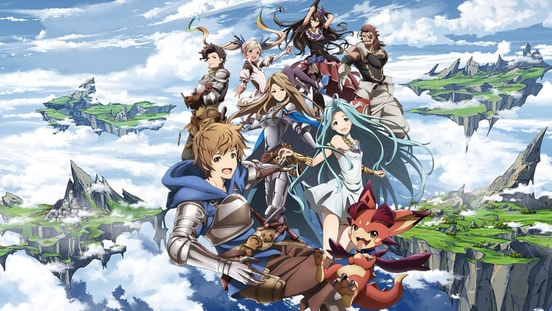 Granblue+Fantasy+The+Animation