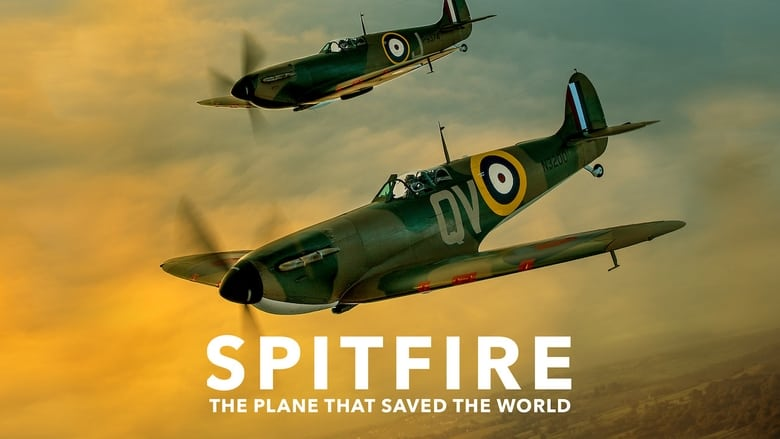 Spitfire banner backdrop