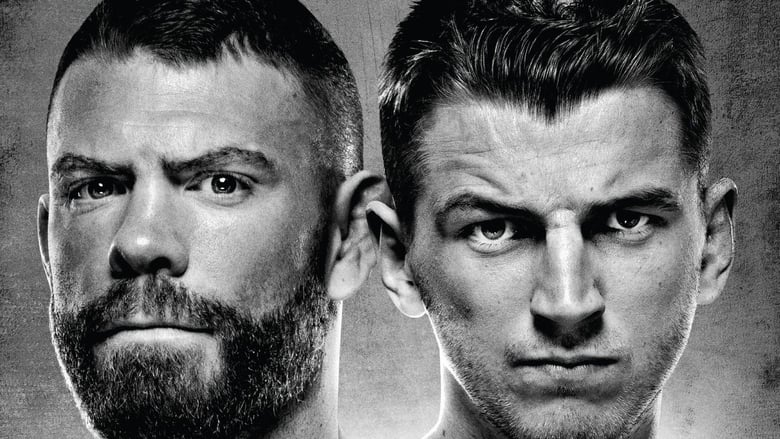 UFC Fight Night 168: Felder vs Hooker