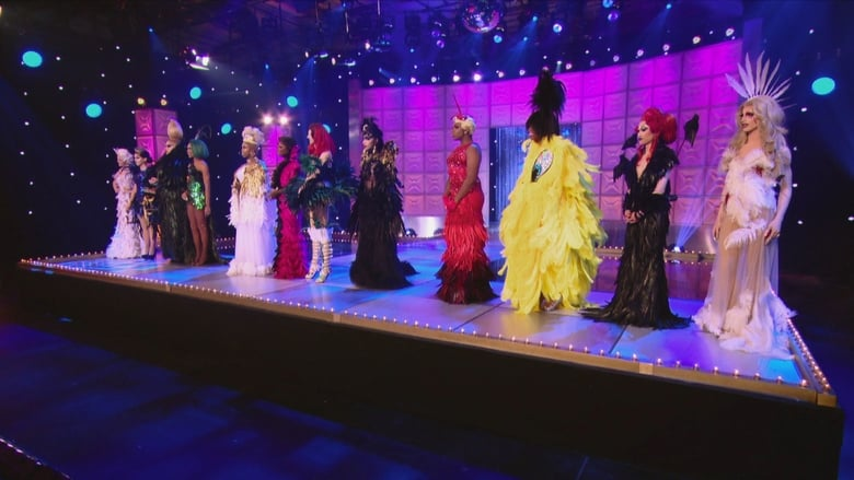 RuPaul: Carrera de drags: 10×3