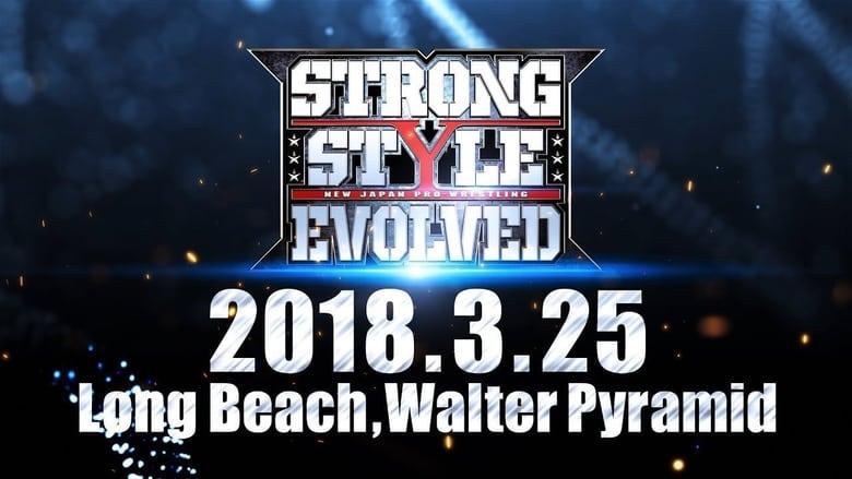 字幕付きの映画「 NJPW Strong Style Evolved 」をオンラインで見る