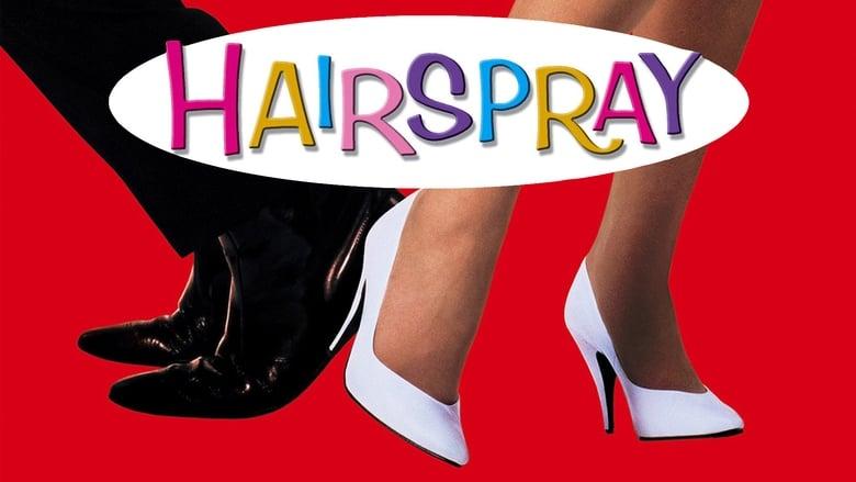 Hairspray banner backdrop